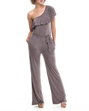 Jumpsuits - Ladies' Knitted ITY Jumpsuit