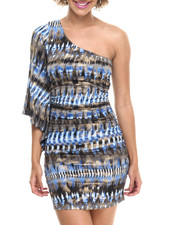 Fashion Lab - Olivia Knitted Printed Dress