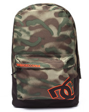 Backpacks - Bunker Camo Print Backpack
