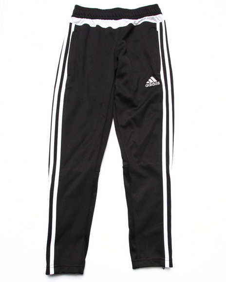 Adidas - Boys Black Youth Tiro 15 Training Pants (8-20) - $40.00