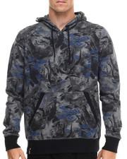 Men - Combat Pullover Hoodie
