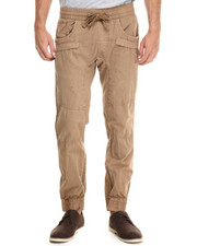 "Men - ""D"" Baby Canvas Jogger"