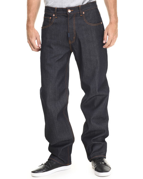 Lrg - Men Dark Wash Core Lrg Classic 47 Denim Jeans