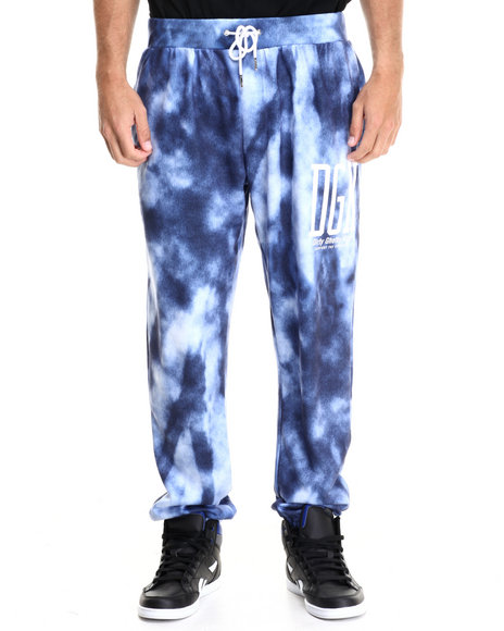 Fleece Pants Men