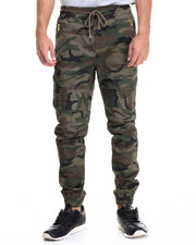 Men - Wax Coated Jogger