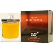 Men - MONT BLANC EXCEPTIONNEL EDT SPRAY 2.5 OZ