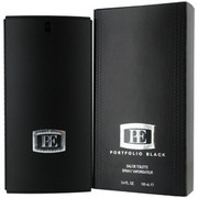 Men - PORTFOLIO BLACK EDT SPRAY 3.4 OZ