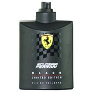 Men - FERRARI SCUDERIA BLACK EDT SPRAY 4.2 OZ (LIMITED EDTION) *TESTER