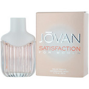 Women - JOVAN SATISFACTION EDT SPRAY 1.7 OZ