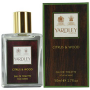 Men - YARDLEY CITRUS & WOOD EDT SPRAY 1.7 OZ