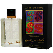 Men - ANDY WARHOL EDT SPRAY 3.4 OZ