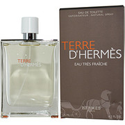 Men - TERRE D'HERMES EAU TRES FRAICHE EDT SPRAY 4.2 OZ