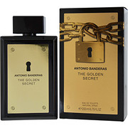 Men - ANTONIO BANDERAS THE GOLDEN SECRET EDT SPRAY 6.7 OZ