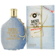 Women - DIESEL FUEL FOR LIFE DENIM EDT SPRAY 2.5 OZ