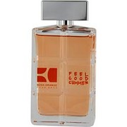 Men - BOSS ORANGE MAN FEEL GOOD EDT SPRAY 3.3 OZ *TESTER