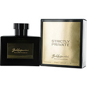 Men - BALDESSARINI STRICTLY PRIVATE EDT SPRAY 3 OZ