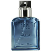 Men - ETERNITY AQUA EDT SPRAY 3.4 OZ (UNBOXED)