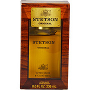Men - STETSON AFTERSHAVE 8 OZ
