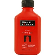 Men - MICHAEL JORDAN ALOE SHAVE GEL 6.7 OZ
