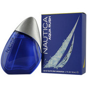 Men - NAUTICA AQUA RUSH EDT SPRAY 1.7 OZ