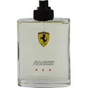 Men - FERRARI SCUDERIA RED EDT SPRAY 4.2 OZ *TESTER