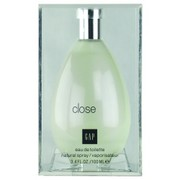 Women - GAP CLOSE EDT SPRAY 3.4 OZ