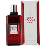 Men - HABIT ROUGE SPORT EDT SPRAY 3.4 OZ