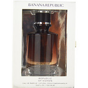 Women - BANANA REPUBLIC OF WOMEN EAU DE PARFUM SPRAY 3.4 OZ