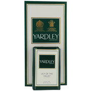 Women - YARDLEY LILY OF THE VALLEY LUXURY SOAPS 3 x 3.5 OZ EACH
