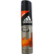 Men - ADIDAS DEEP ENERGY ANTI PERSPIRANT 48H DEODORAN SPRAY 8.4 OZ (DEVELOPED WITH ATHLETES)