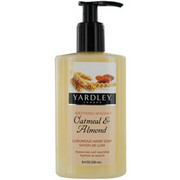Women - YARDLEY OATMEAL & ALMOND LIQUID HAND SOAP 8.4 OZ