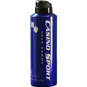 Men - CASINO SPORT BODY SPRAY 6 OZ