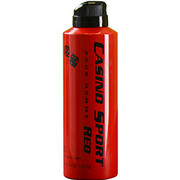 Men - CASINO SPORT RED BODY SPRAY 6 OZ