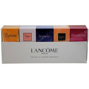 Women - LANCOME VARIETY 5 PIECE MINI VARIETY WITH HYPNOSE & MIRACLE & TRESOR & POEME & TRESOR IN LOVE AND ALL ARE MINIS