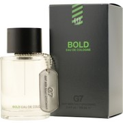 Men - GAP 7 BOLD EAU DE COLOGNE SPRAY 3.4 OZ