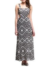 Women - Cut-Out High-Cut Maxi Dress