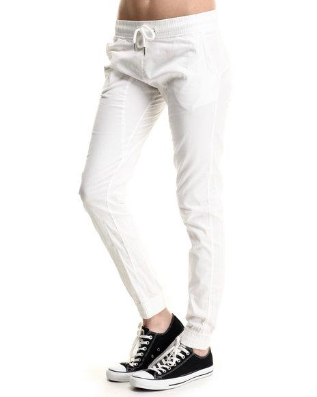Soho Babe White Pants