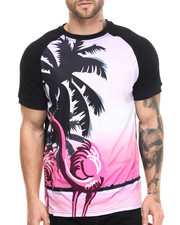 Men - Flamingo s/s tee
