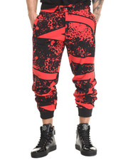 Sweatpants - Printed Mirror Sweatpant
