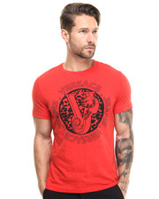 Shirts - Leopard Logo Tee