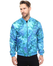 Jackets & Coats - Floral Pool Jacket