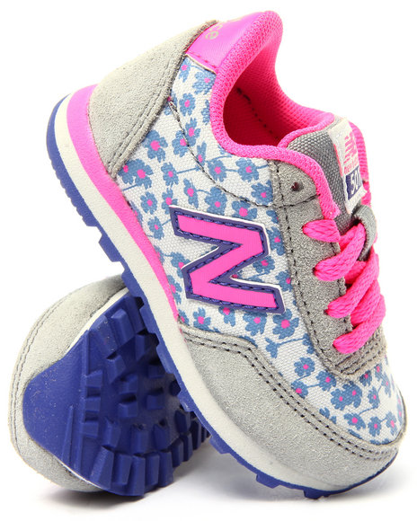 New Balance - Girls Multi 501 Sneakers (Infant)