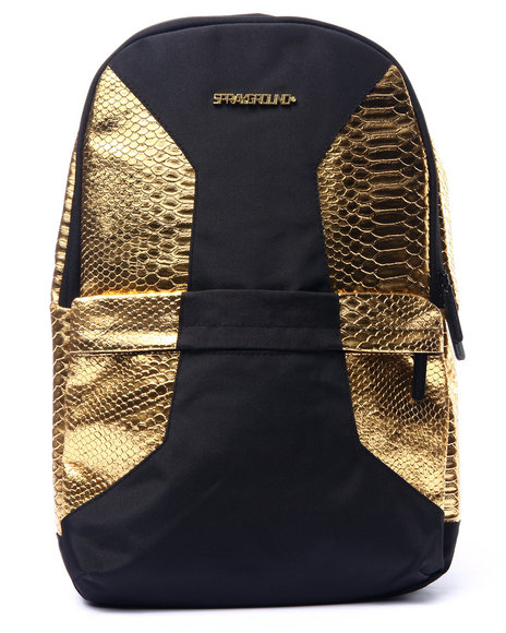 Sprayground Gold Clothing Accessories