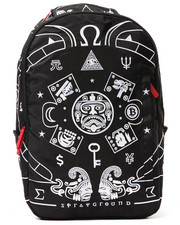 Backpacks - Black Mayan Backpack