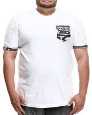 Akademiks - Hampton Pocket s/s tee (B&T)