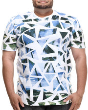 Men - Kent tropical S/S Tee (B&T)