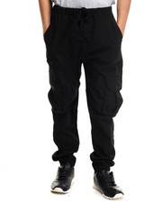 Jeans & Pants - Nollie Twill Cargo Jogger Pants
