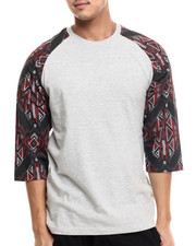 Shirts - Goshen 3/4 Raglan s/s tee