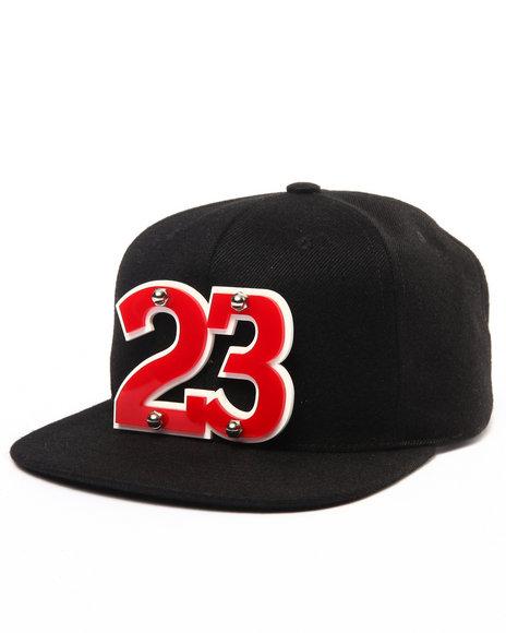 Ur-ID 214282 Pradagy - Men Black 23 Paislee Hat