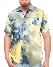 Akademiks - Craze s/s button down shirt